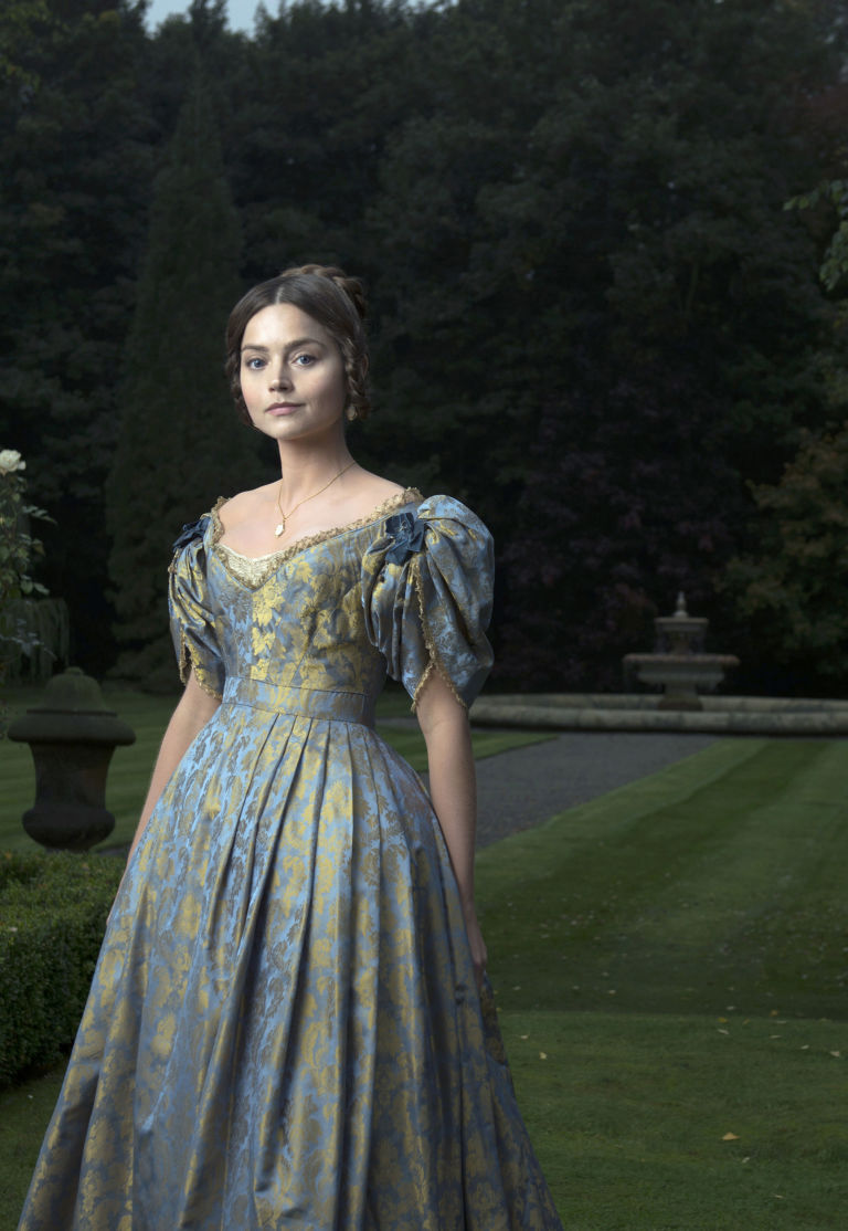 The Crys Jenna Coleman on how her new drama gets real about motherhood The Crys Jenna Coleman on how her new drama gets real about motherhood new pictures