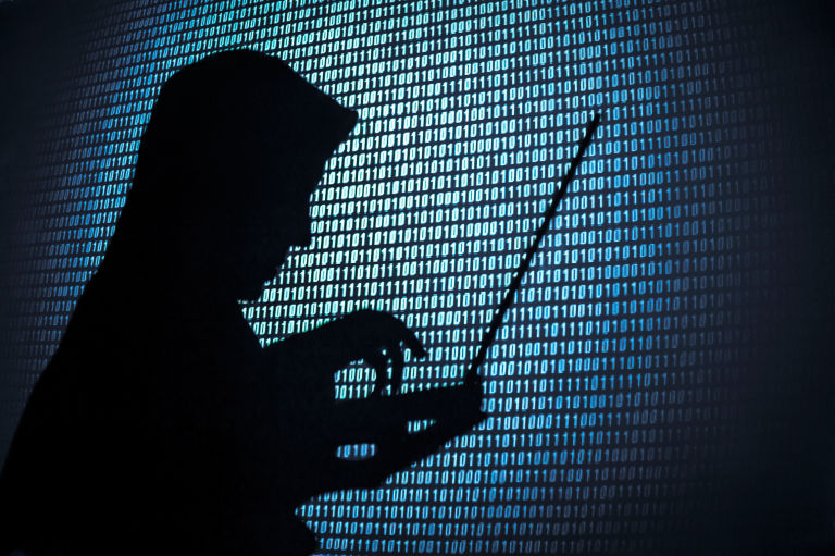 Internet thief