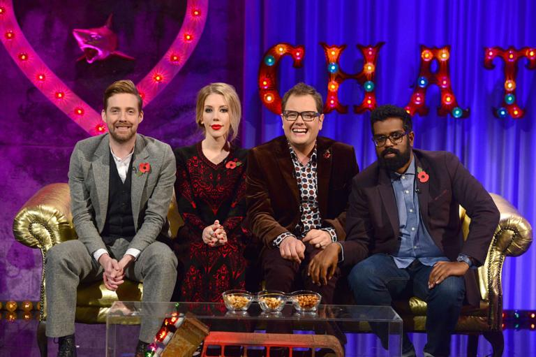 alan carr married