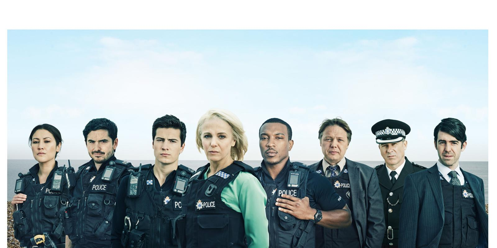 no series 2 for bbc ones cuffs as cast confirm the cop