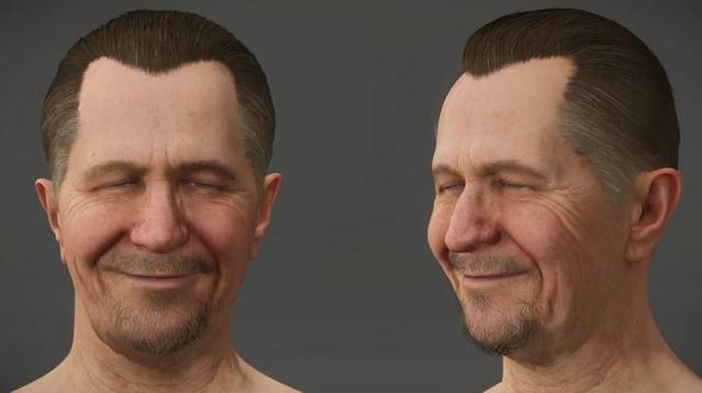 Facial animation technology