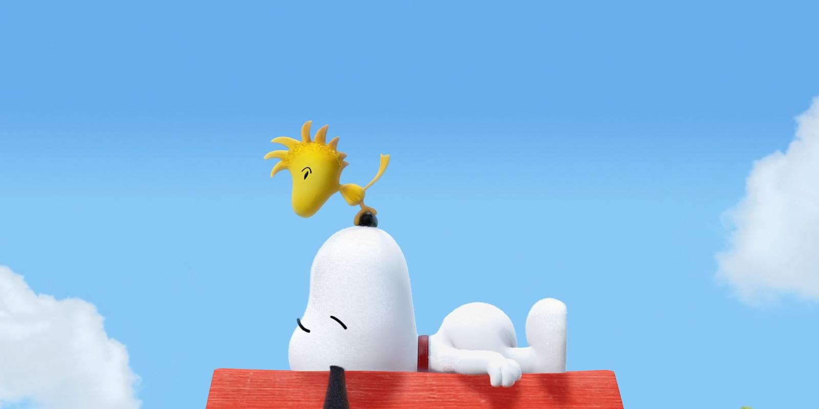 Team Up With Woodstock In The Peanuts Movie: Snoopyu0027s Grand Adventure Video  Game Trailer