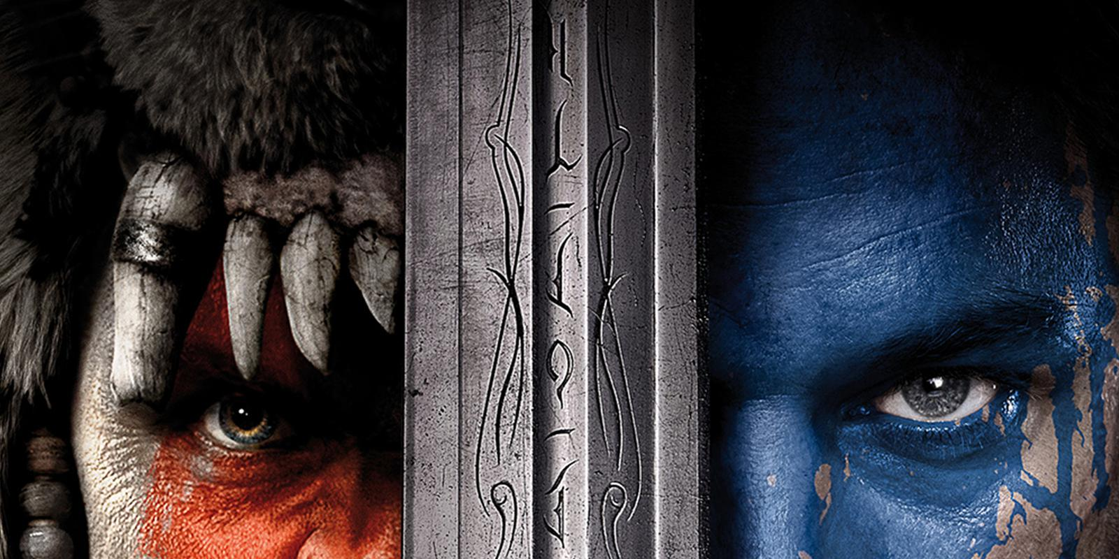 warcraft  the beginning poster revealed ahead of trailer release on friday