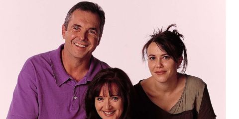 Neighbours Jackie Woodburne And Kym Valentine Alan Fletcher Jackie Woodburne And Kym