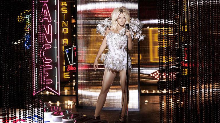 Britney Spears vegas promotional image