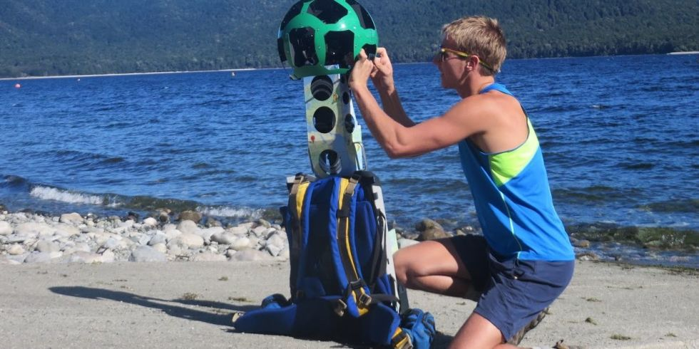 Google Street View Maps Out New Zealands Most Famous Hiking Trails - Google maps trails