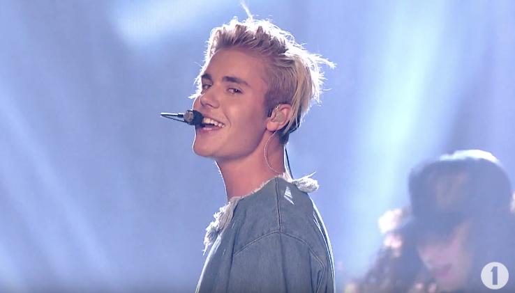Justin Bieber (Digital Spy UK)