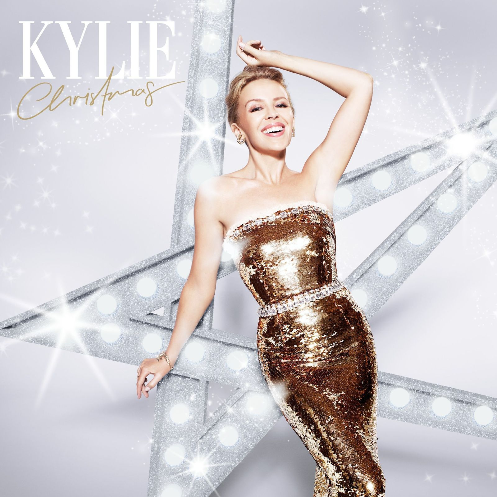 Kylie Minogue has released her first Christmas album and you can ...