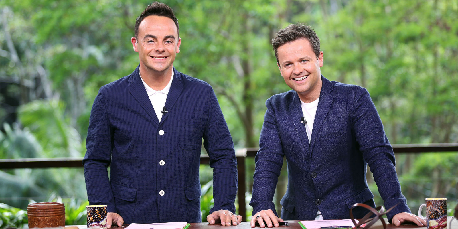 Dec's favourite I'm a Celeb moment is when Tony ... - YouTube