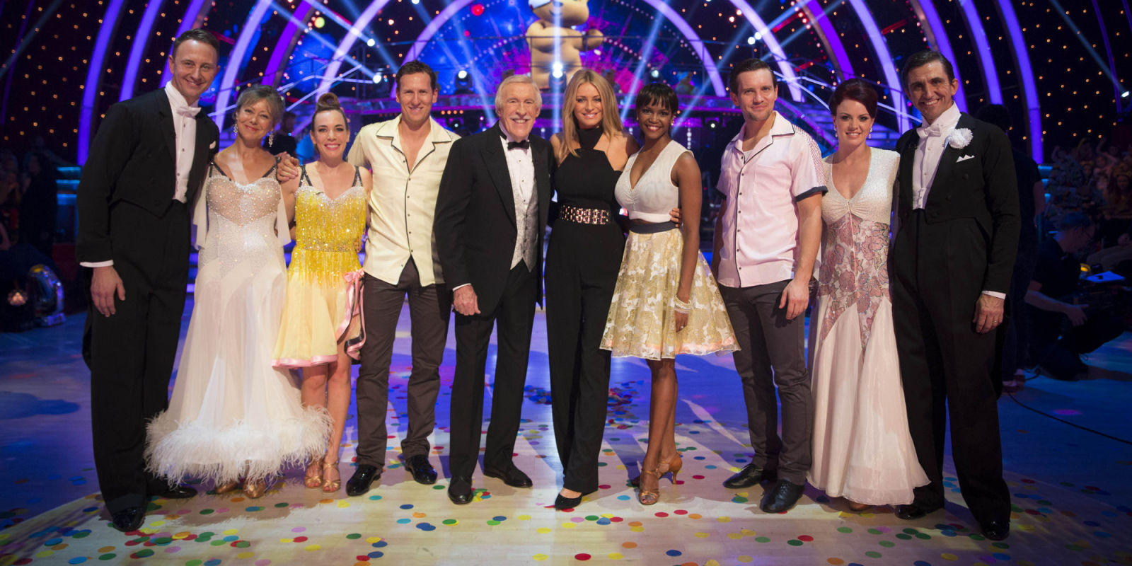 Children in Need's Strictly special: Call the Midwife star Laura ...