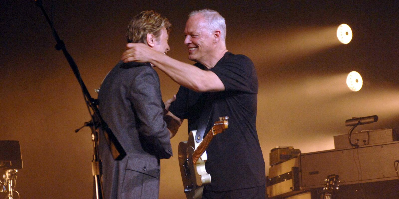 """Resultado de imagen de In Memory of David Bowie - """"Comfortably Numb"""""""