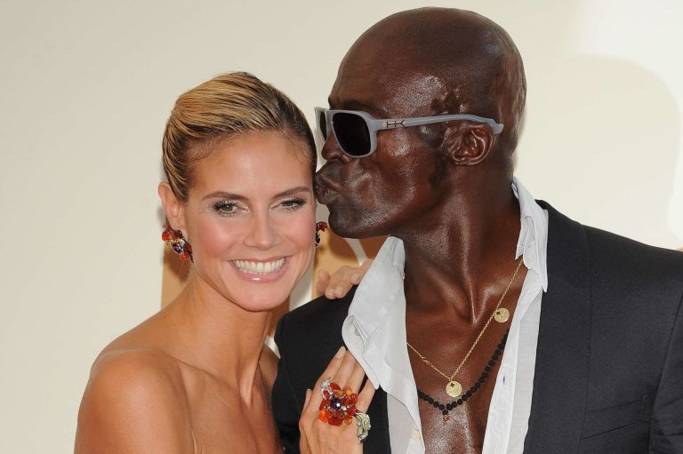 Heidi Klum And Seal Through The Years