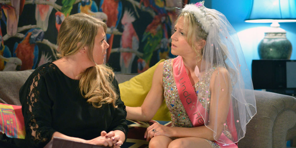 Picture of the Day: Sharon Mitchell reaches breaking point in ...