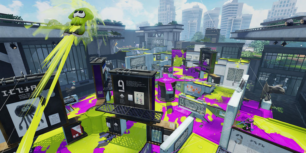 splatoon update is now live and it adds loads of new gear plus a
