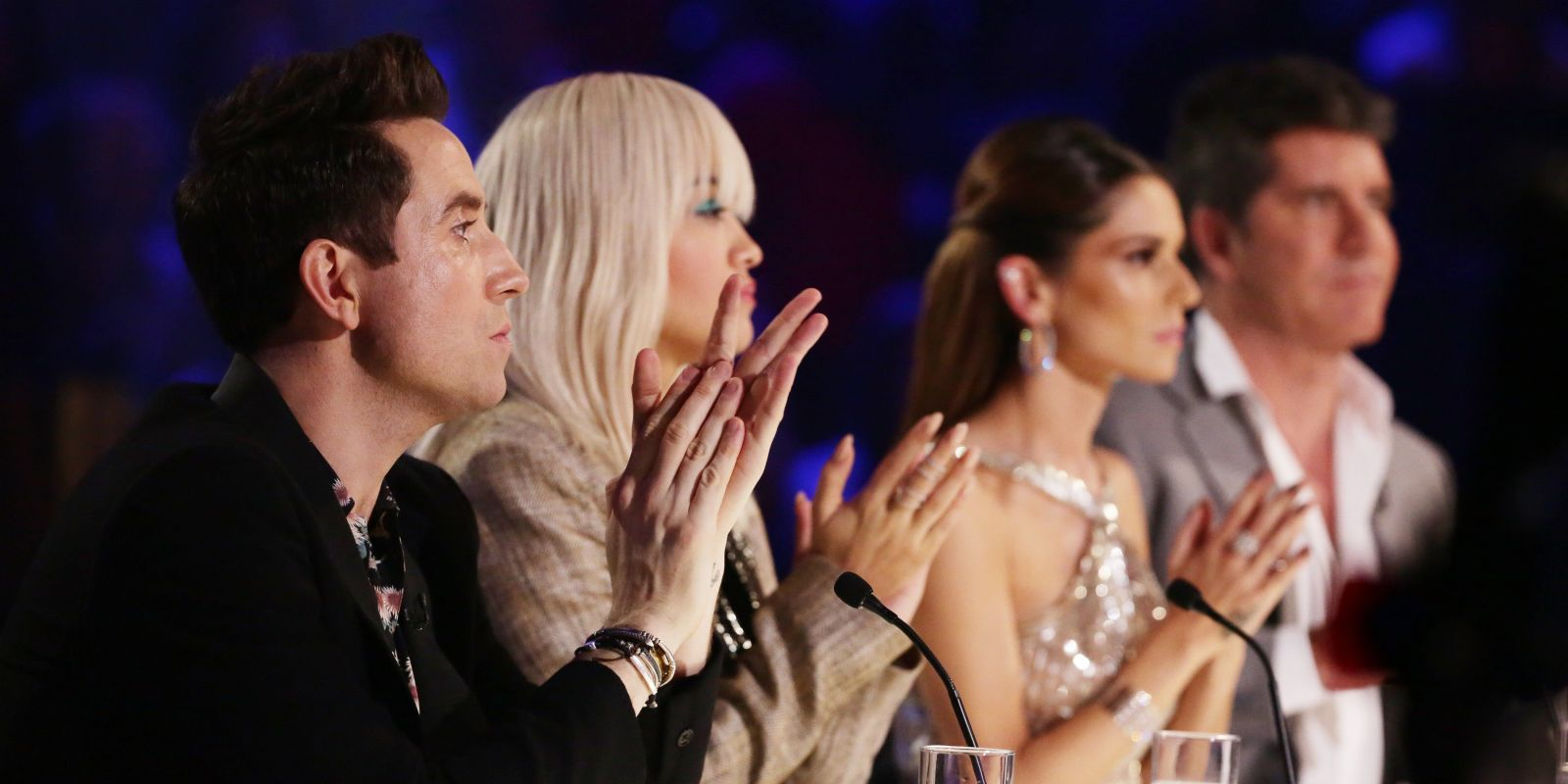 the x factor show and its judges Here's the lowdown on the three new judges on the x factor panel this  the x factor as a judge comes eight years after he rose to fame on the talent show, as a .
