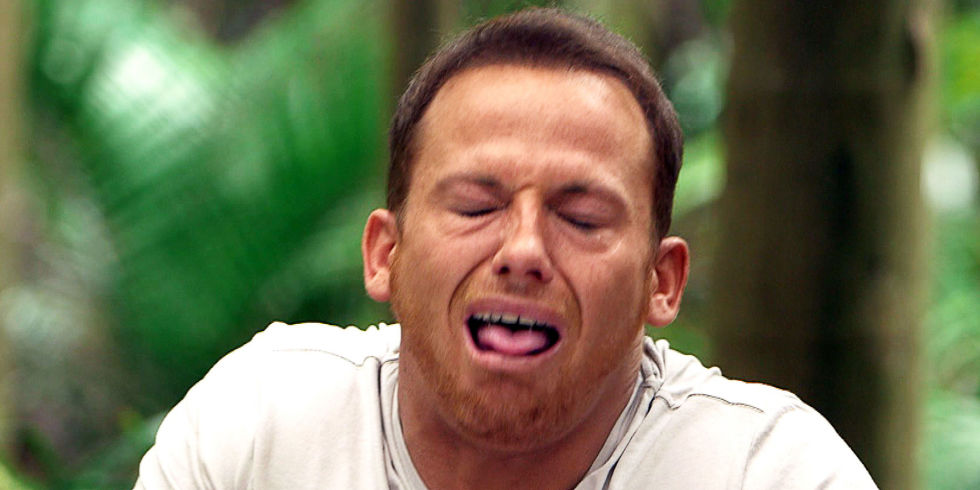 Exceptionnel Joe Swash Attempt The Disaster Chef Trial On Iu0027m A Celebrity Get Me Out