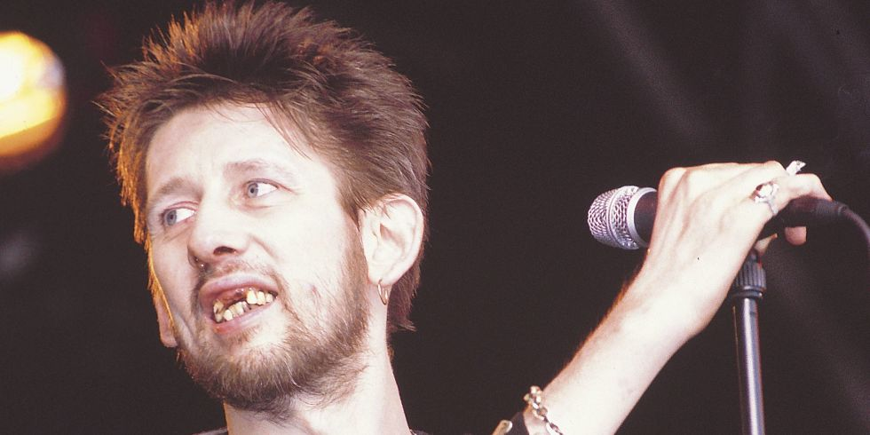 Shane MacGowan will get new teeth in a Sky Arts documentary this ...