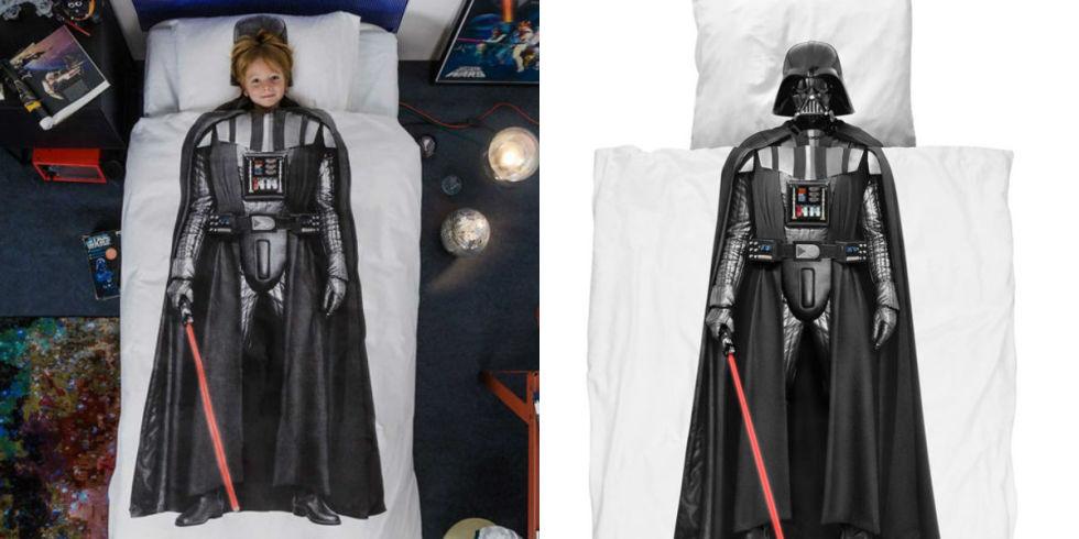 Star Wars Darth Vader Bedding. © Snurk