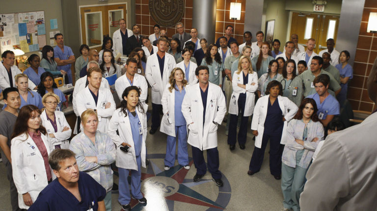 Find Out When Greys Anatomy Once Upon A Time And More Of Your Abc