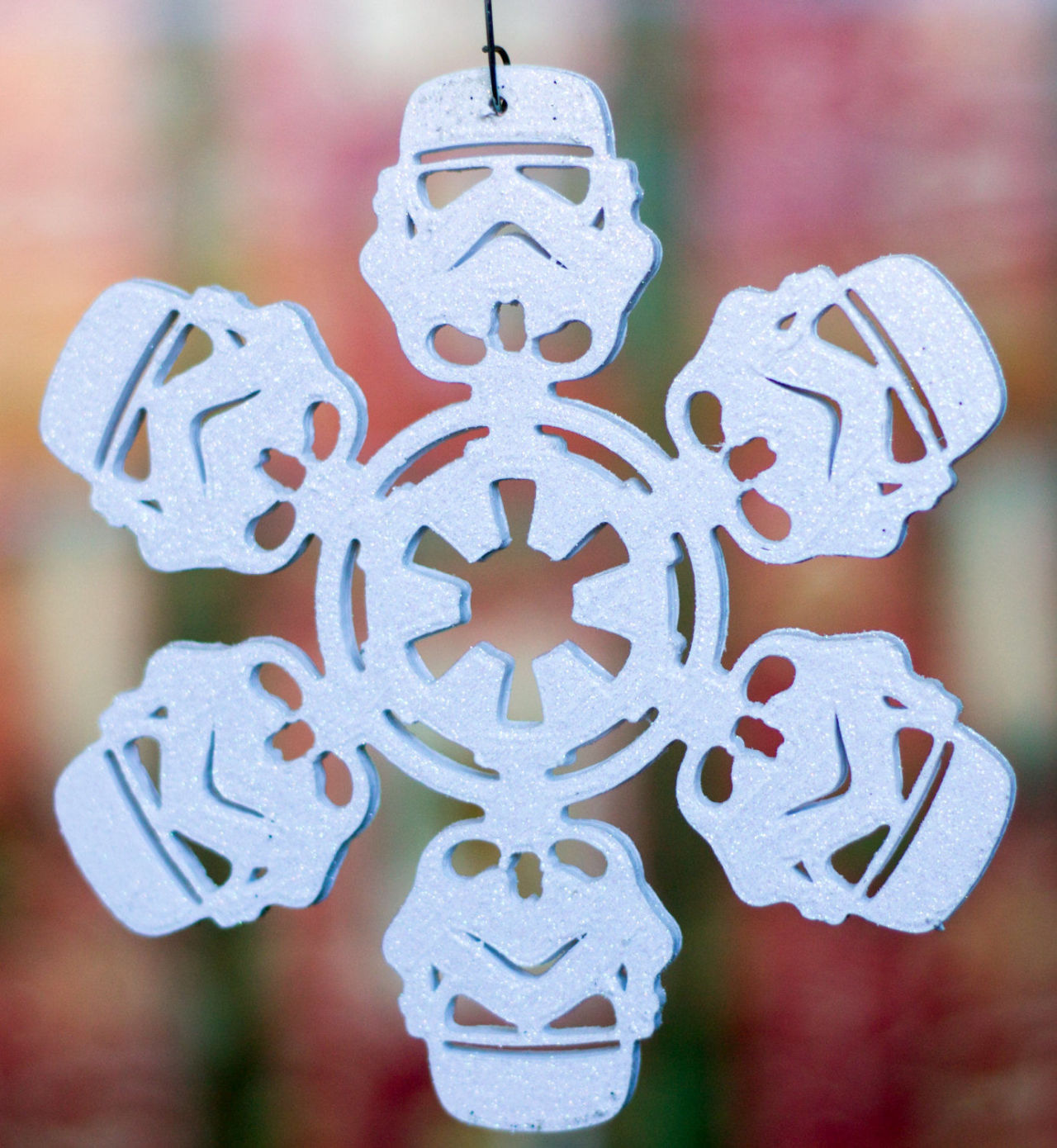 10 Christmas Decorations For A Very Geeky Holiday Season, From Stormtrooper  Snowflakes To Tardis Stockings