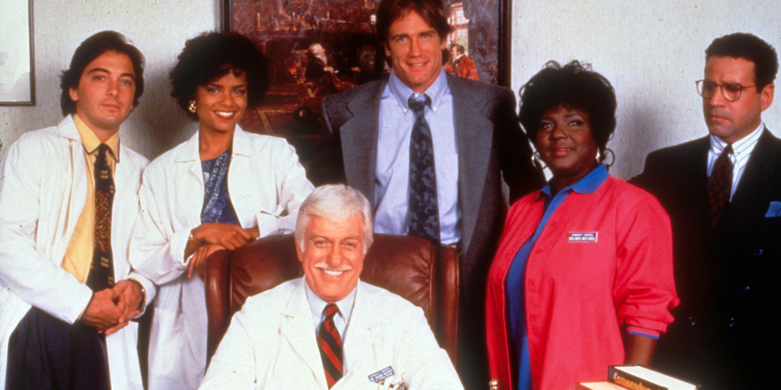 Diagnosis Murder Dick Van Dyke His Son Barry And The Rest Where