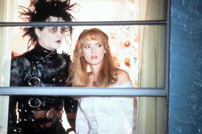 25 Amazing Edward Scissorhands Facts On The Films 25th Birthday