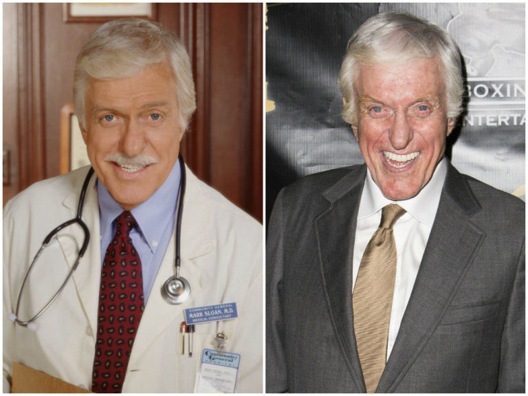 Dick van dyke diagnosis murder shows