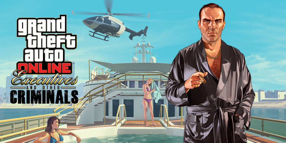 GTA Online will let you form your own crime ring