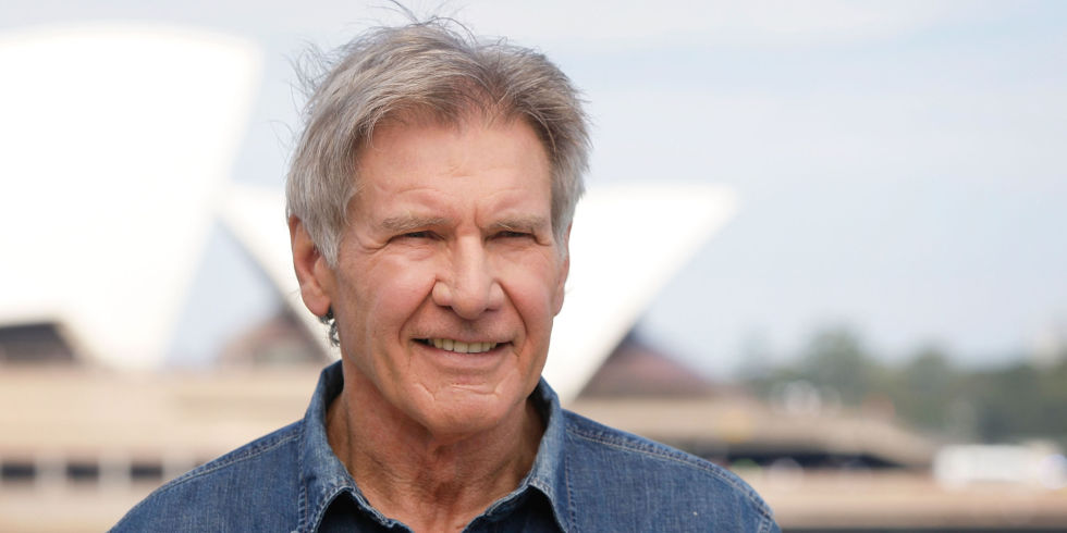 ... Harrison Ford Star...