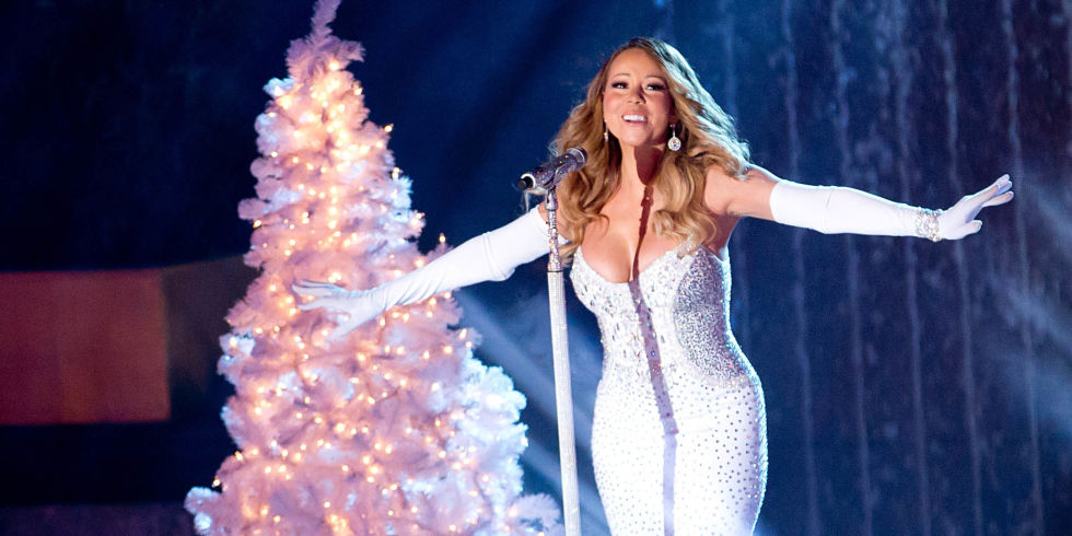mariah carey developing a christmas movie with new line