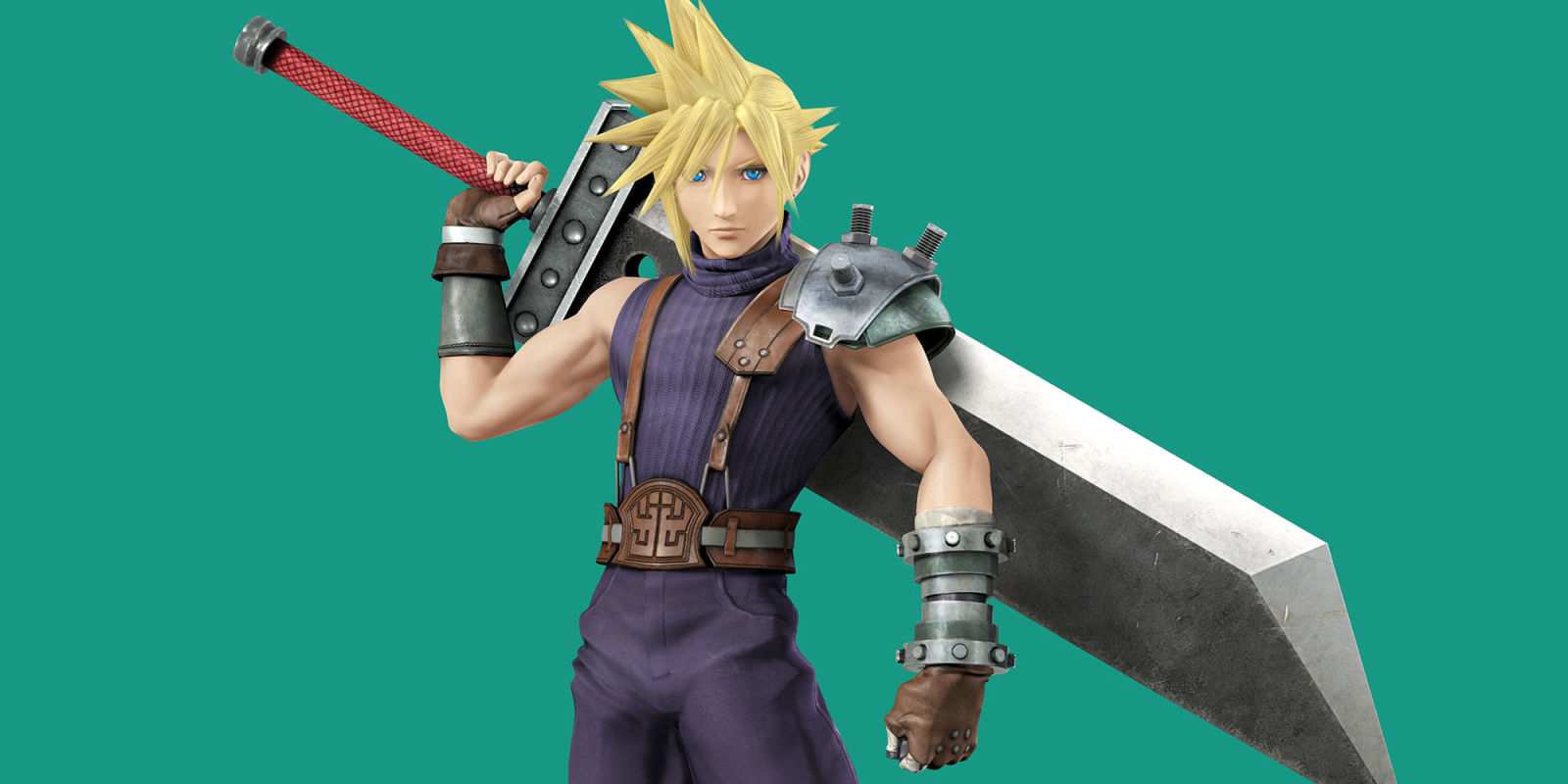 you can now play as final fantasy vii s cloud in super smash bros
