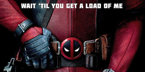 get ready for a load of deadpool in new poster