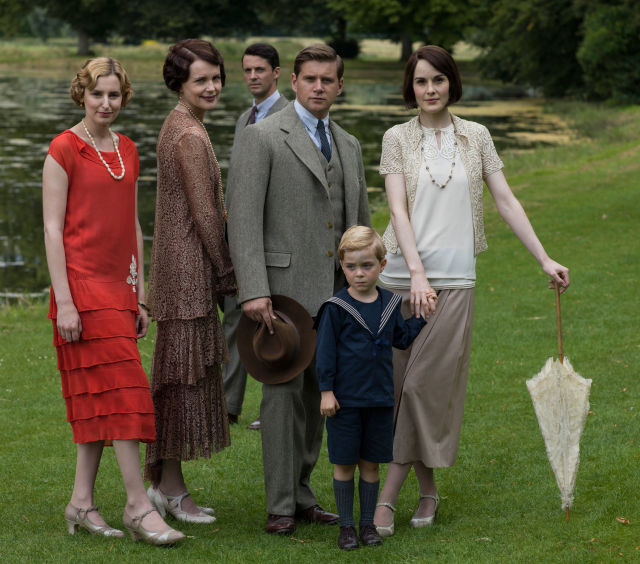 Downton Abbey Christmas 2015