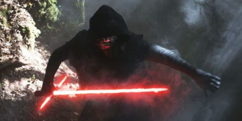 """The Last Jedi is creating """"new rules"""" for Star Wars, says Adam Driver"""