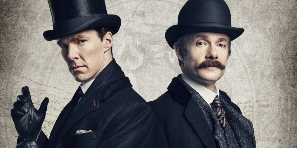 Sherlock's Victorian special is glorious chaos