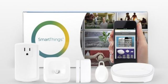 Samsung S 2016 Smart Tvs Will Double As Smart Home Control