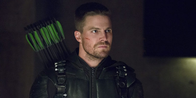 oliver queen arrow Stephen amell