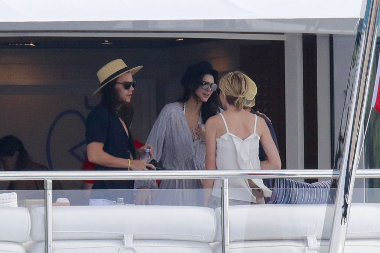 Kris Jenner Confirms Harry And Kendall Dating