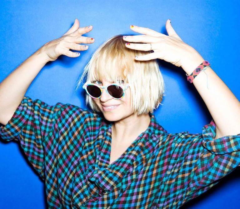 Sia i was really upset that my vocal was on titanium sia press shot 2013 aloadofball Choice Image