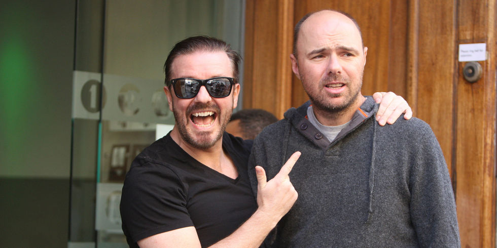 Karl pilkington rules out reuniting with ricky gervais and stephen ricky gervais and karl pilkington m4hsunfo