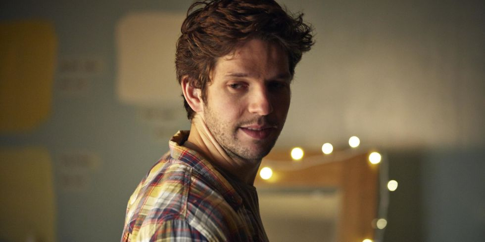 Damien Molony as Anthony in Channel 4's Crashing