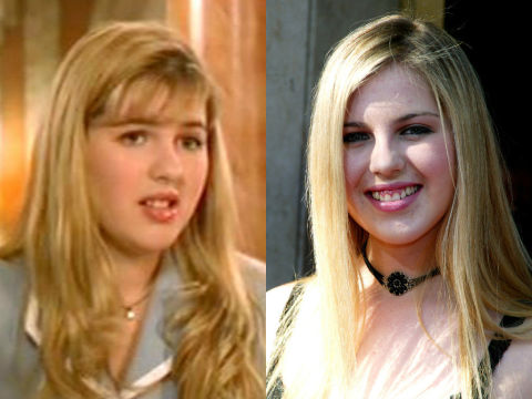 Kate from lizzie mcguire 2018