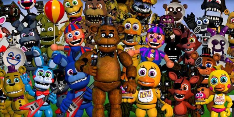 Five Nights At Freddys World Is Back