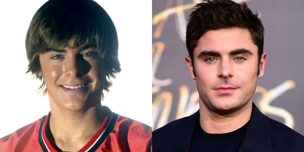 high school musical reunion what the cast looked like