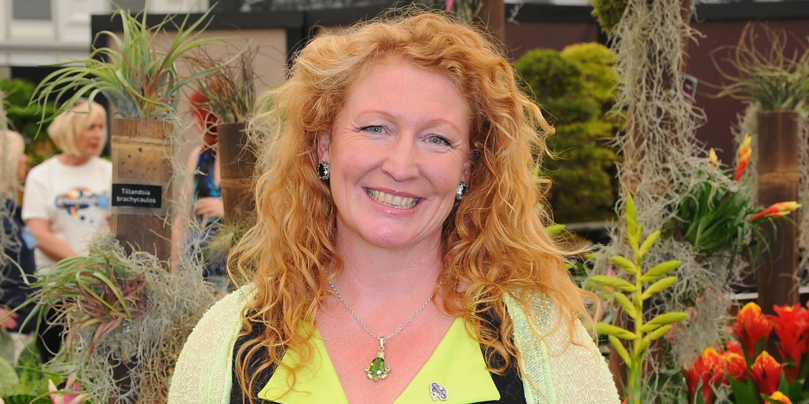 Is Ground Force 39 S Charlie Dimmock Coming Back For A New