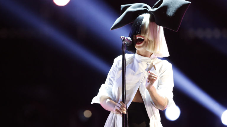 Sia Performs On The Voice