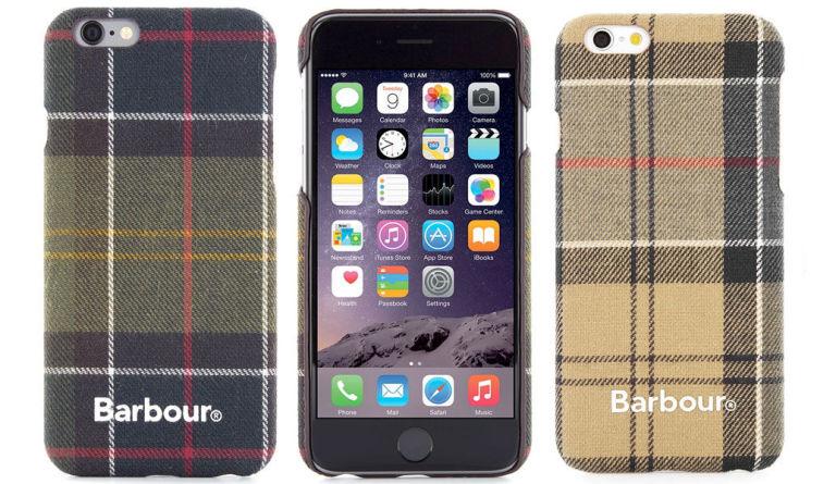 barbour iphone 7 case