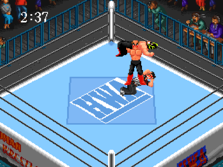 wrestling games 2 player