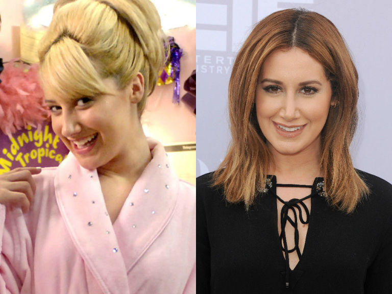 Who Is Ashley Tisdale Currently Hookup