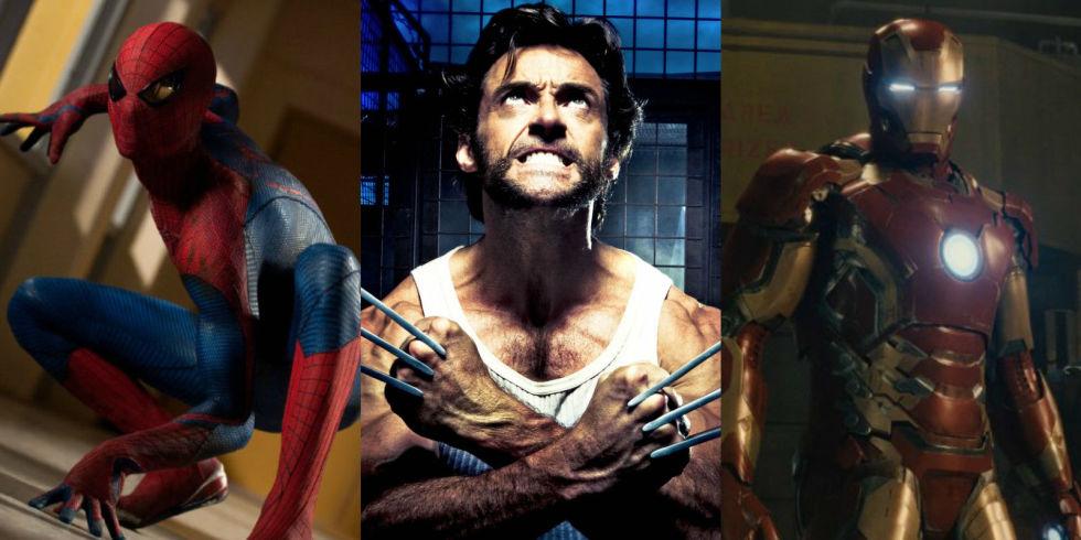Spider-Man / X-Men / Avengers